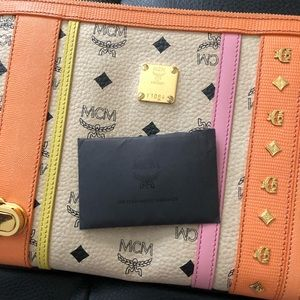 """MCM Limited Edition """"Sunshine Nomad Collection"""""""